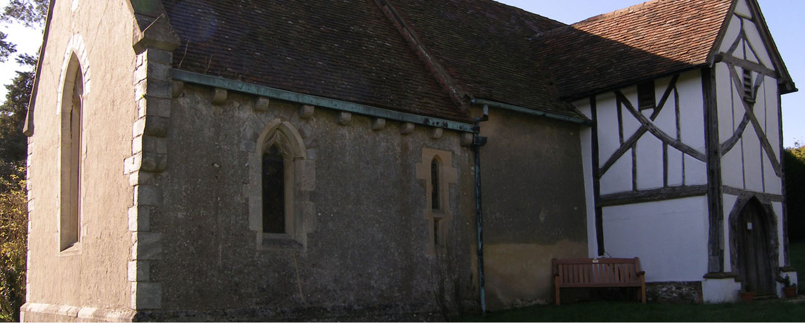 Little Hampden and St Mary's Ballinger**Churches in the Parish